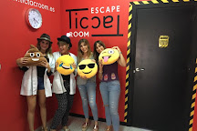 Tic Tac Room Escape, Barcelona, Spain
