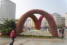 Haihe Bund Park, Tianjin, China