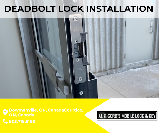 Locksmith Services in Durham