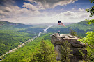 Chimney Rock at Chimney Rock State Park