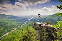 Chimney Rock at Chimney Rock State Park, Chimney Rock, United States