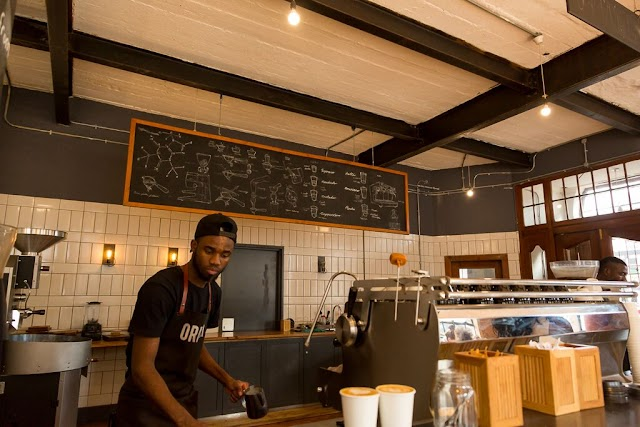 Origin Coffee Roasting-Maboneng