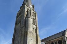Eglise Saint Jean Baptiste, Langeais, France