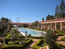 The Getty Villa los-angeles USA