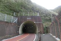 Osaka Tunnel Observation Deck, Hachijo-machi, Japan