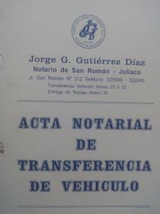 Notaría Gutiérrez 1