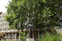 Dwight D. Eisenhower Statue, London, United Kingdom