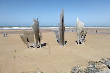 Omaha Beach Memorial Museum, Saint-Laurent-sur-Mer, France