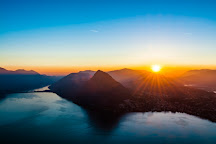 Monte Bre, Lugano, Switzerland