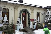 Christmas house, Karlovy Vary, Czech Republic