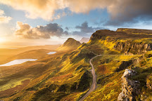 The Quiraing, Portree, United Kingdom