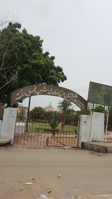 Zeeshan Haider Park karachi