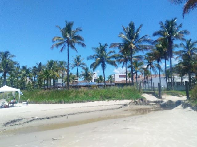 Sao Lourenco Beach