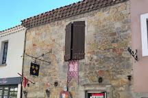 Maison de la Chevalerie- La Cite, Carcassonne Center, France