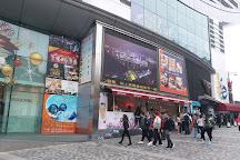Peak Galleria Shopping Centre, Hong Kong, China