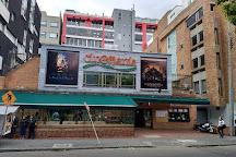 Cinemania, Bogota, Colombia
