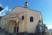 Chiesa Parrocchiale di San Martino, Antagnod, Italy