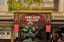 Adelaide Arcade, Adelaide, Australia