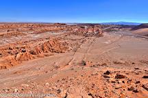 Mirador de Kari, Piedra del Coyote, San Pedro de Atacama, Chile