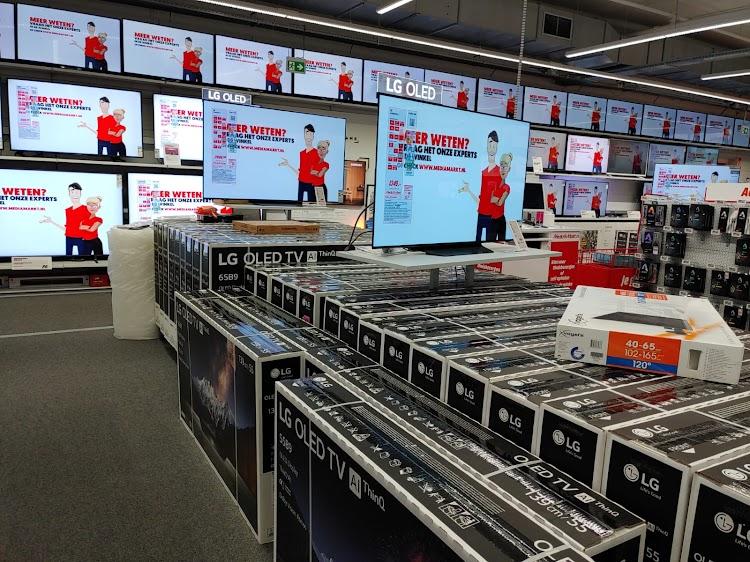 MediaMarkt Eindhoven Ekkersrijt Son