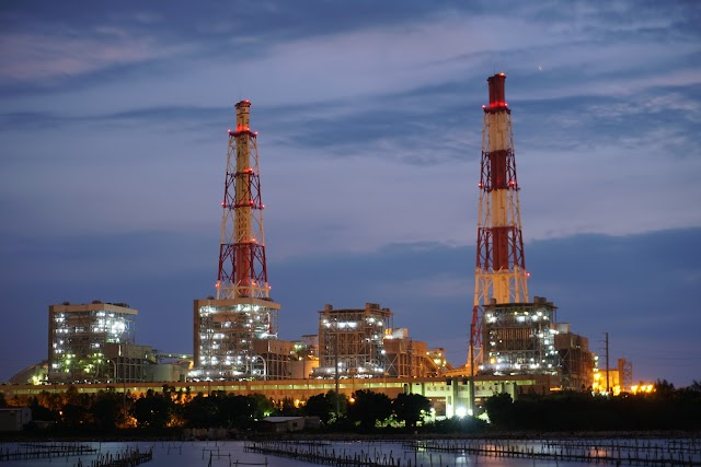 Hsinta Power Plant
