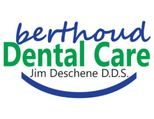 Berthoud Dental Care Logo