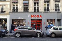 Mora, Paris, France