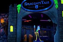 Dragon's Tale Blacklight Mini Golf, Edmonton, Canada