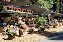 Legend of Big Foot, Garberville, United States