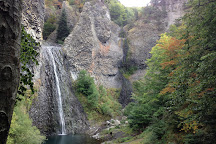 Cascade du Ray Pic, Pereyres, France