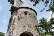 Distillerie Damoiseau, Le Moule, Guadeloupe