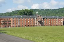 Trans-Allegheny Lunatic Asylum, Weston, United States