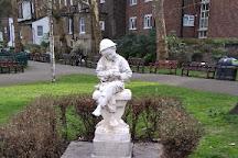 Paddington Street Garden, London, United Kingdom