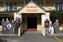 Buried Village of Te Wairoa, Rotorua, New Zealand