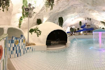 Grottebadet Waterpark, Harstad, Norway