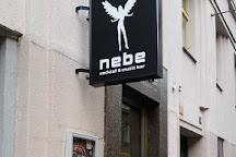 Nebe Cocktail & Music Bar, Prague, Czech Republic