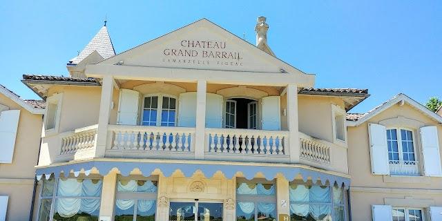 Chateau Hôtel Grand Barrail