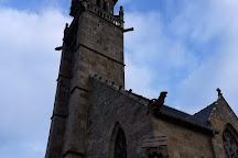 Eglise Sainte-Croix, Le Conquet, France