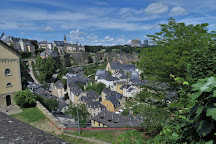 Citadel of the Holy Spirit (Citadelle du St-Esprit), Luxembourg City, Luxembourg