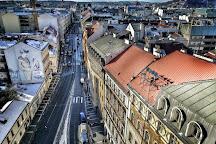 Kostel Svateho Jindricha a Svate Kunhuty, Prague, Czech Republic
