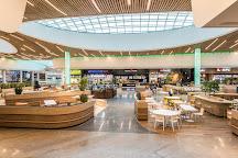 Wroclavia Shopping Mall, Wroclaw, Poland