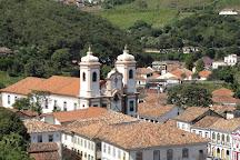 Matriz Nossa Senhora do Pilar, Sao Sebastiao das Aguas Claras, Brazil