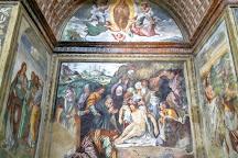 Chiesa Santa Maria delle Grazie, Soncino, Italy