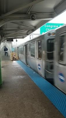UIC-Halsted chicago USA