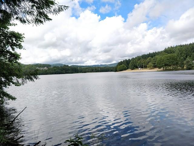 Lac de Sèchemaille