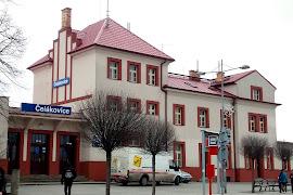 Железнодорожная станция  Celakovice