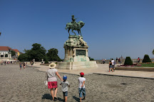 Prince Eugene of Savoy's Equestrian Statue, Budapest, Hungary