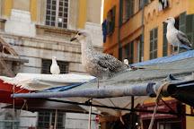Place Saint-Francois, Nice, France