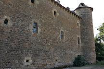 Chateau du Colombier Eden Medieval, Salles-la-Source, France