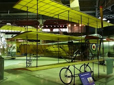 Science and Industry Museum Air and Space Hall manchester